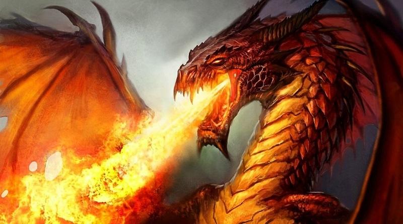 Dragones rojos