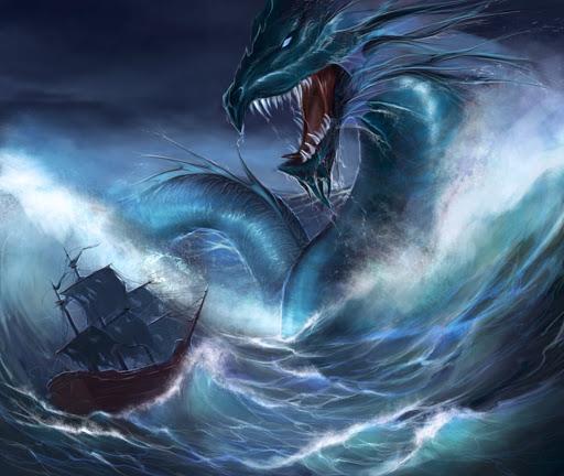Dragones y mitología celta