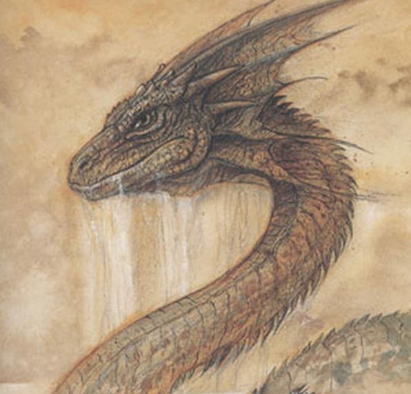 Dragon Afang y la mitología celta