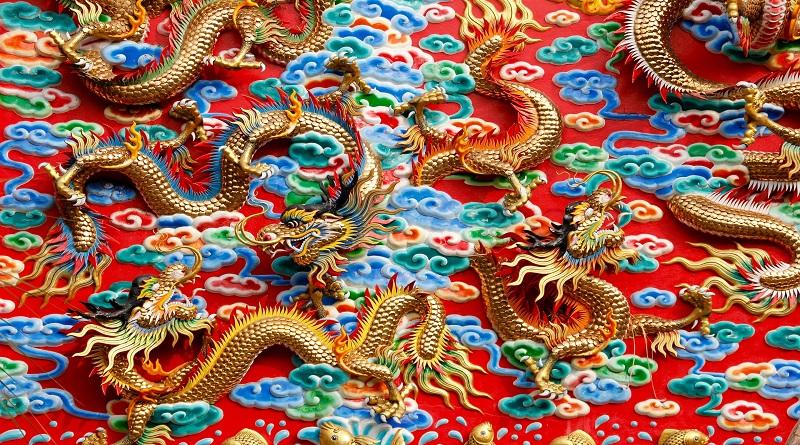 La verdadera leyenda de los 4 dragones, con video