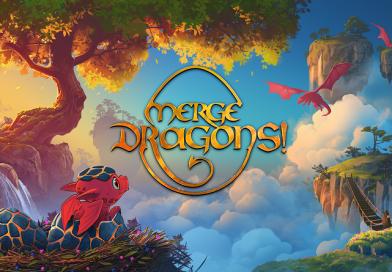 Merge Dragons para móviles
