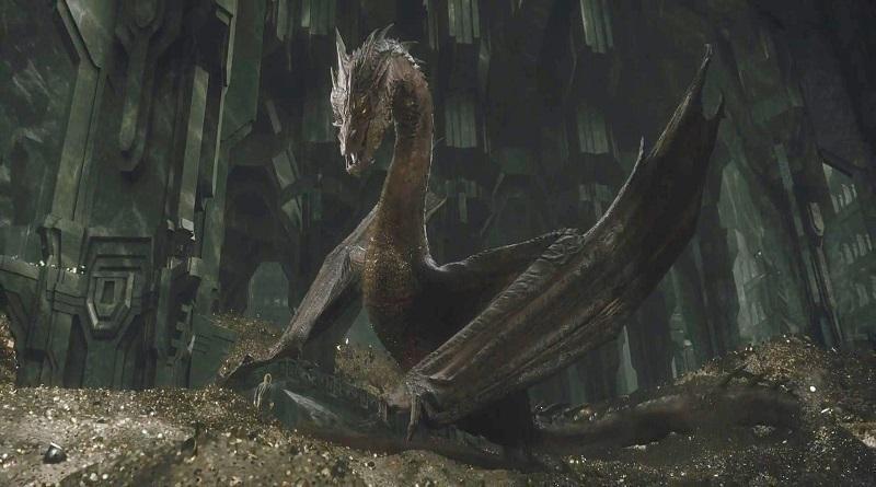 tipos de dragones. dragones occidentales