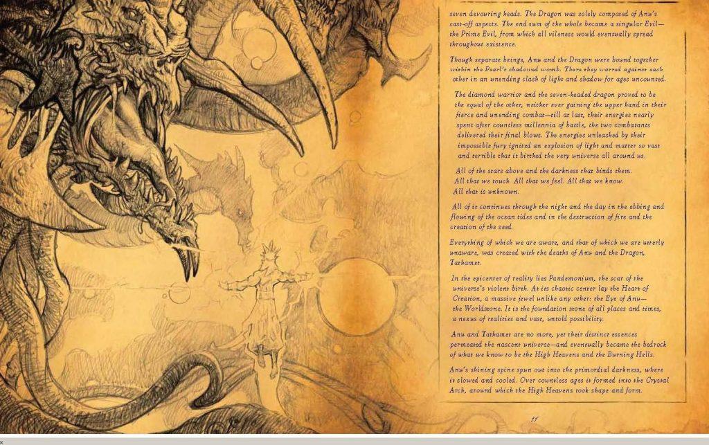 Libro de Cain. El Diablo