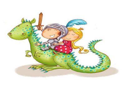 Los 7 libros de dragones para niños más vendidos
