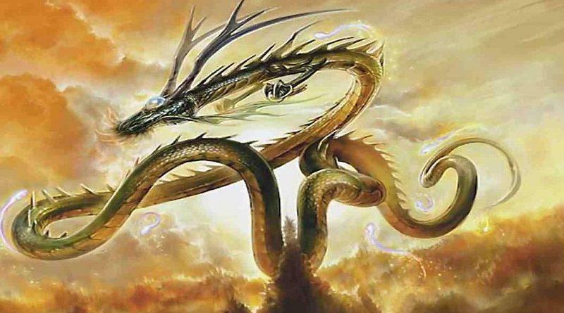 Los nueve dragones chinos