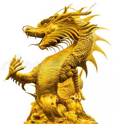 Huanglong el dragón amarillo