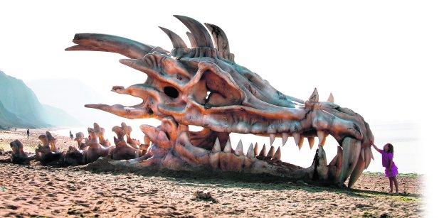 draegone-fosil-dragon