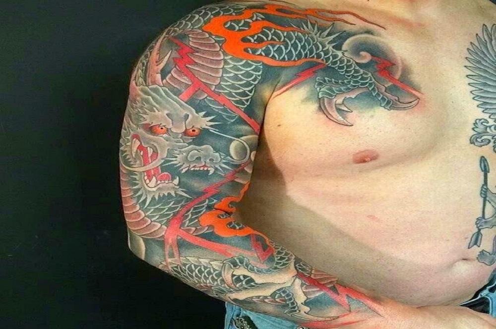 tatuaje-de-dragon-chino-en-brazo-draegone